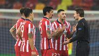 Atletico Main Bagus, Berantakan usai Gol Ajaib Olivier Giroud