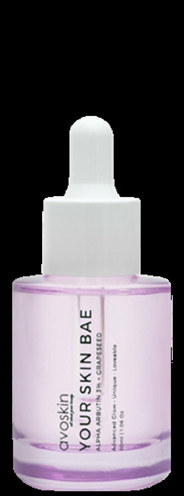 Avoskin Your Skin Bae Alpha Arbutin 3% + Grapeesed Serum/avoskinbeauty.com