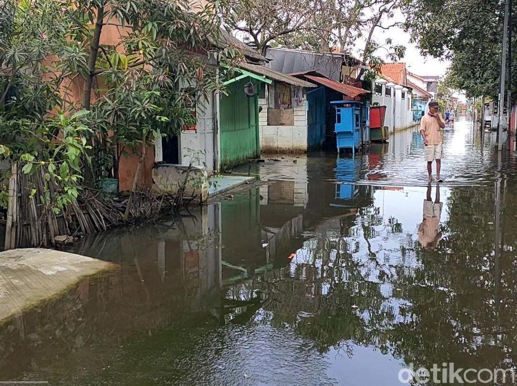 Foto: Kondisi Terkini Banjir di Pekalongan yang Mulai Surut