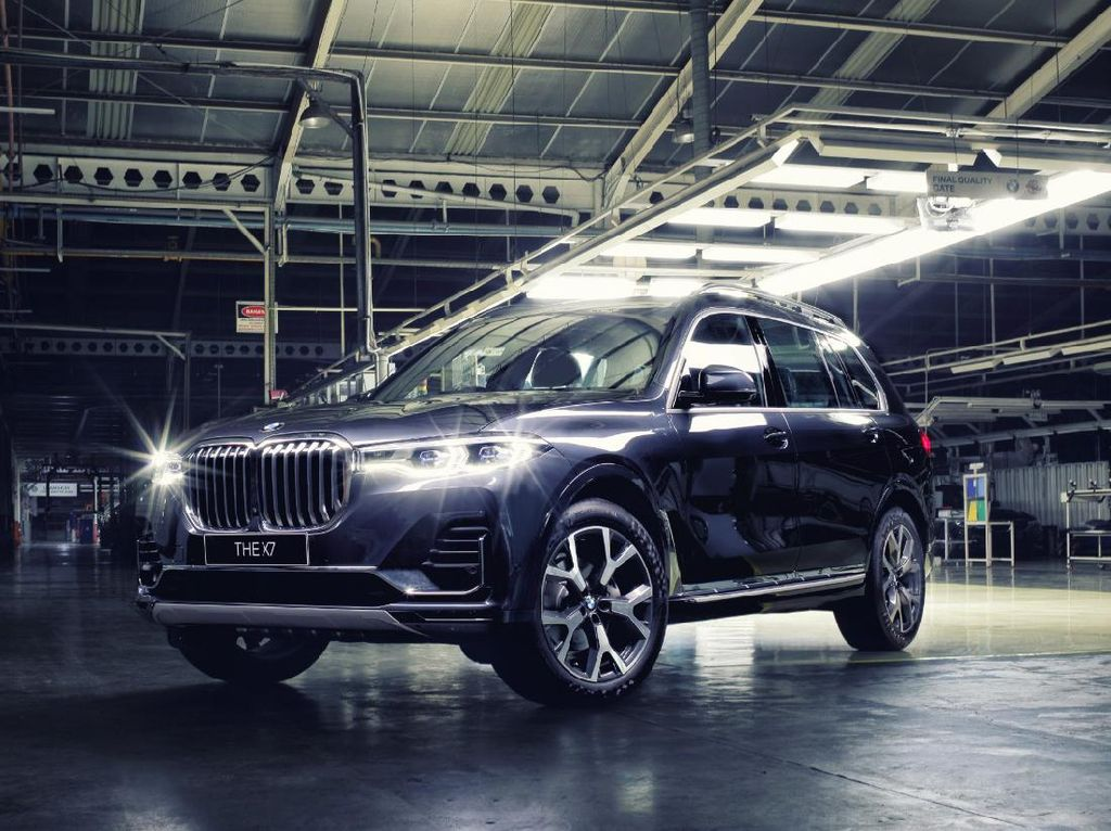 BMW X7 dan BMW X3 M Sport Meluncur di Indonesia, Segini Harganya