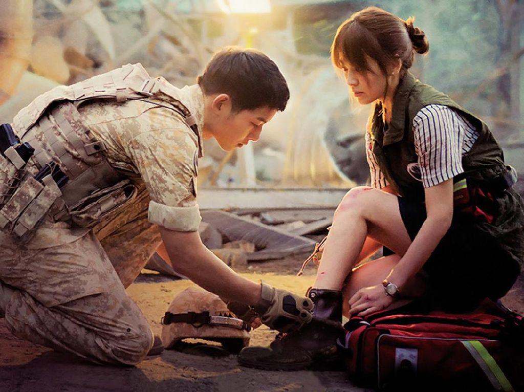 Ikonik! 5 Aktris yang Pernah Adu Akting dengan Song Joong Ki