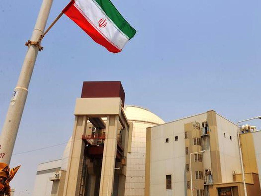 Dunia Khawatirkan Langkah Iran yang Berhenti Bagikan Rekaman Situs Nuklirnya