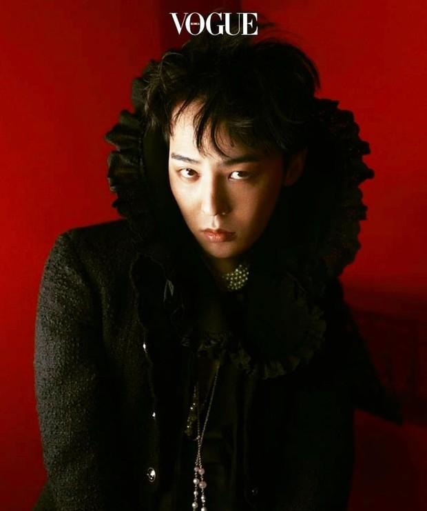 G-Dragon/Sumber:instagram.com/xxxibgdrgn