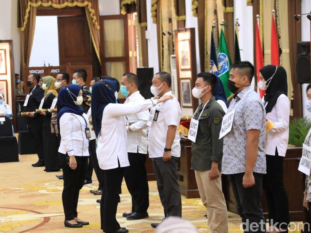 17 Bupati/Wali Kota Terpilih di Jatim Dilantik Lusa
