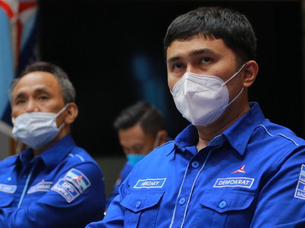 PD Tepis Cerita Marzuki Alie soal Pencalonan SBY Jadi Ketum Saat KLB 2013