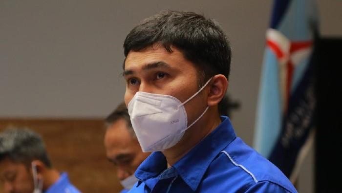 Kepala Bakomstra Partai Demokrat, Herzaky Mahendra Putra.