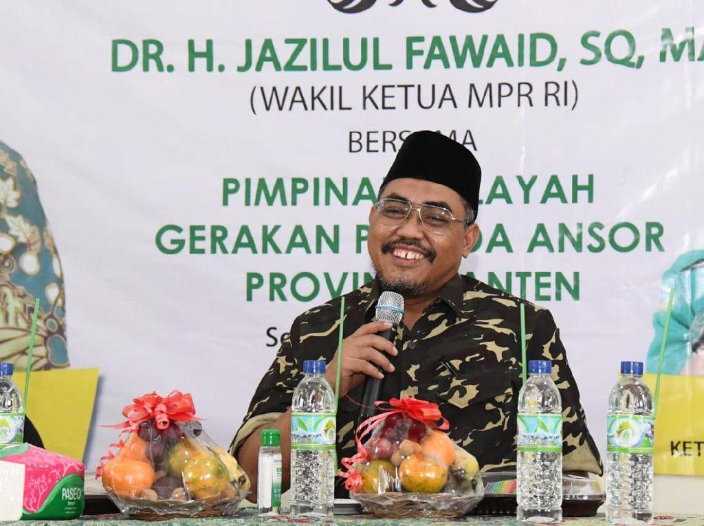 Wakil Ketua MPR Sebut Platform Ansor Sudah Cerminkan Empat Pilar