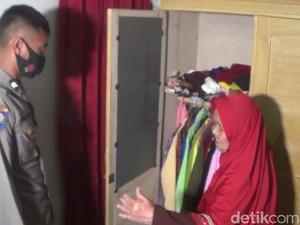 Pura-pura Jadi Petugas Medis, Pencuri Gasak Emas Milik Lansia di Sumedang