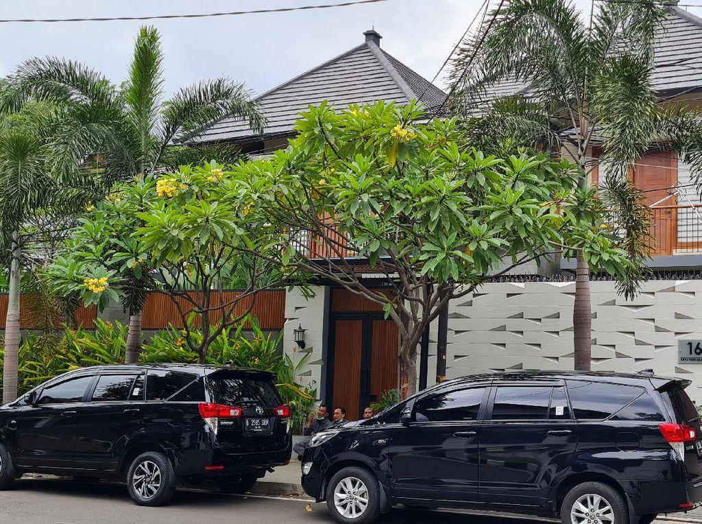 KPK Geledah Rumah Anggota DPR F-PDIP Ihsan Yunus Terkait Kasus Bansos