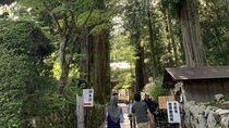 Ada Keajaiban di Kuil Nagano Jepang Ini