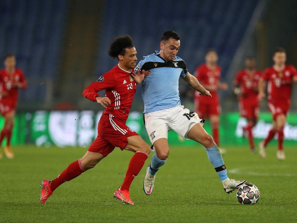 Bayern Sukses Bikin Lazio Blunder