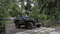 Nostalgia Masa Lampau Lewat Kustom Jeep Willys di Yogyakarta