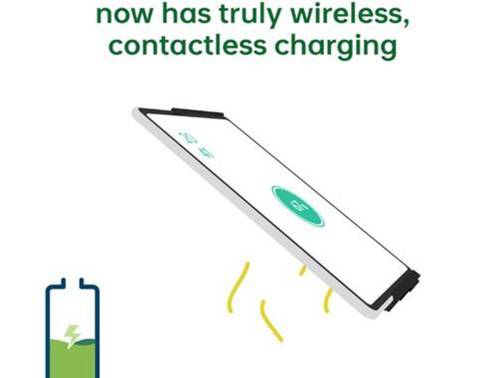 OPPO Pamer Uji mmWave 5G hingga Wireless Air Charging di MWCS 2021