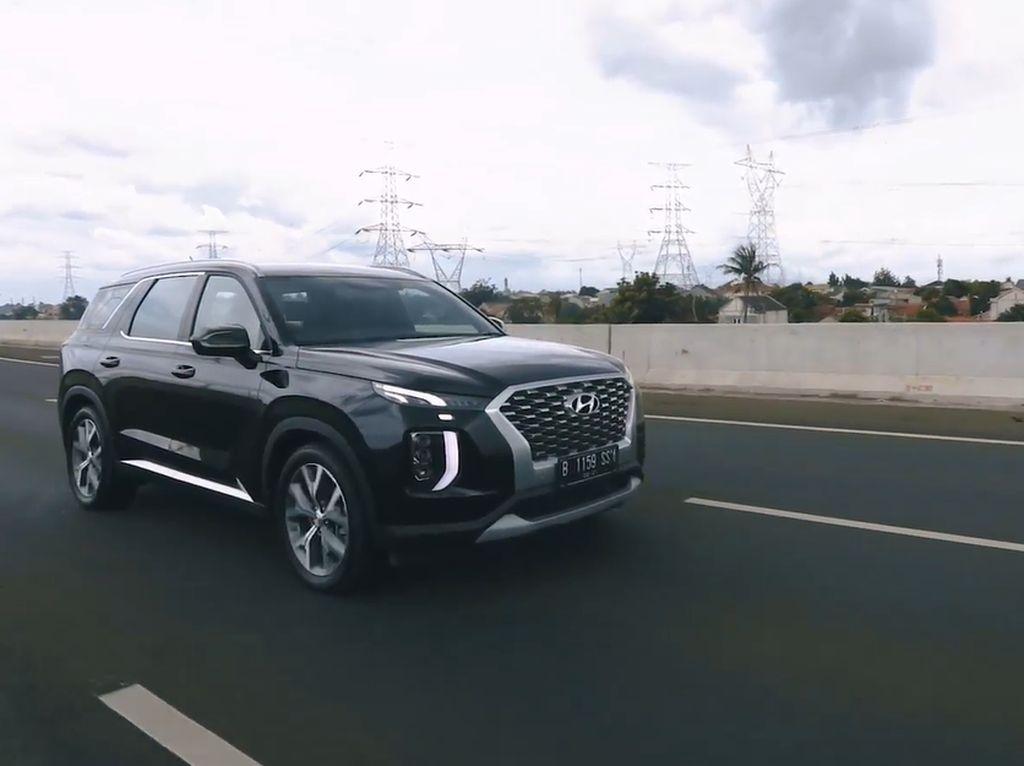 Hyundai Palisade: SUV Premium Paket Komplet