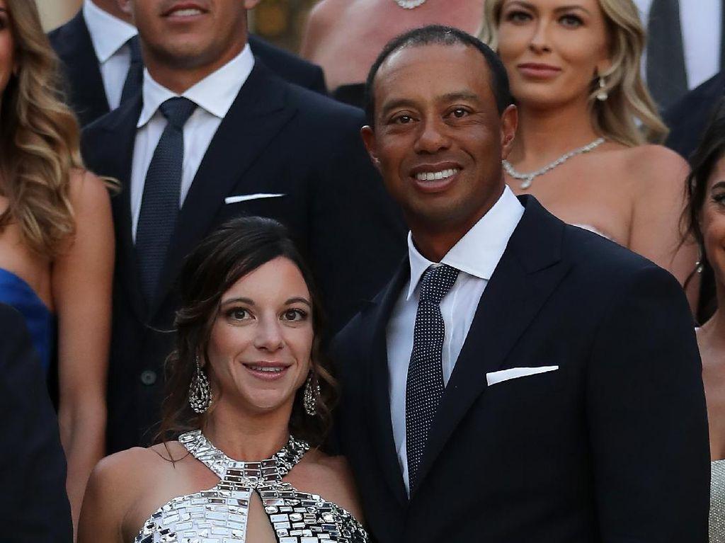 Tiger Woods Kecelakaan Fatal, Pacarnya Sekarang Jadi Sorotan