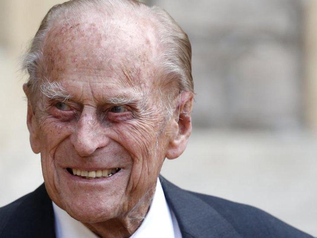 Pangeran Philip Dipindahkan ke Rumah Sakit Spesialis Jantung