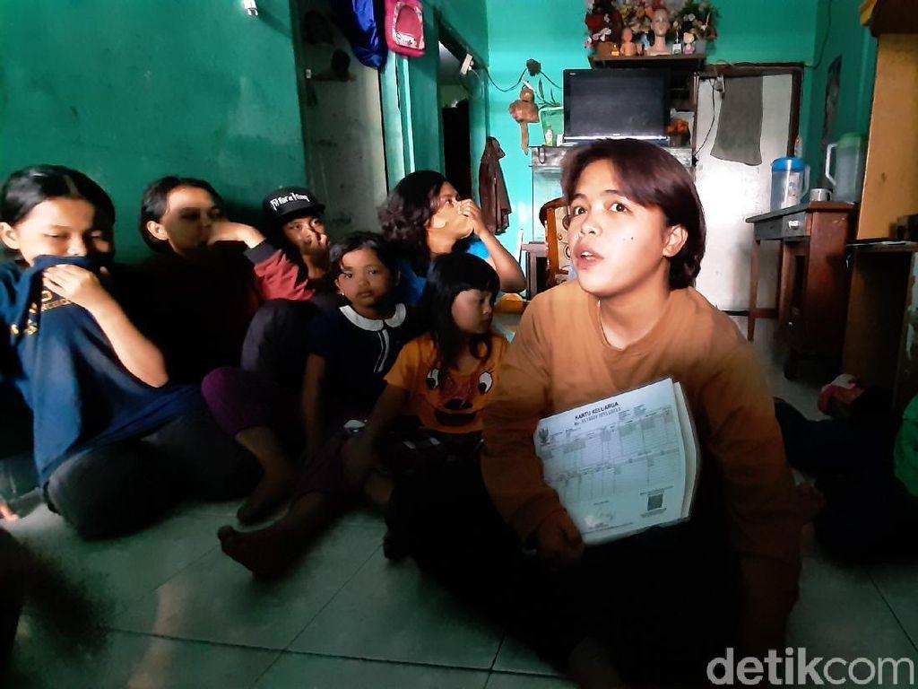 Pasutri di Kota Malang Punya 15 Anak, Kartu Keluarganya 2 Lembar