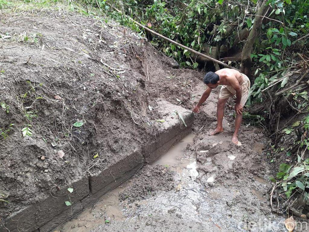 Batu Susun Diduga Situs Kuno di Prambanan Akan Diekskavasi Maret