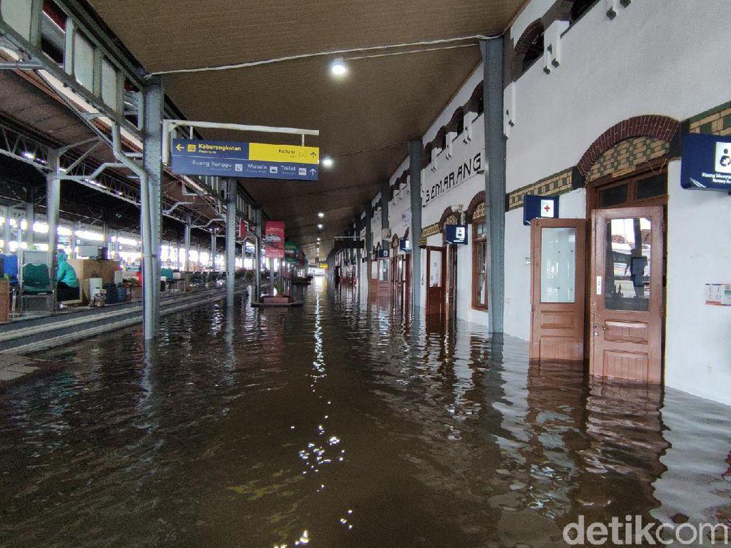 Banjir di Kota Semarang, Ini Daerah-daerah yang Masih Tergenang