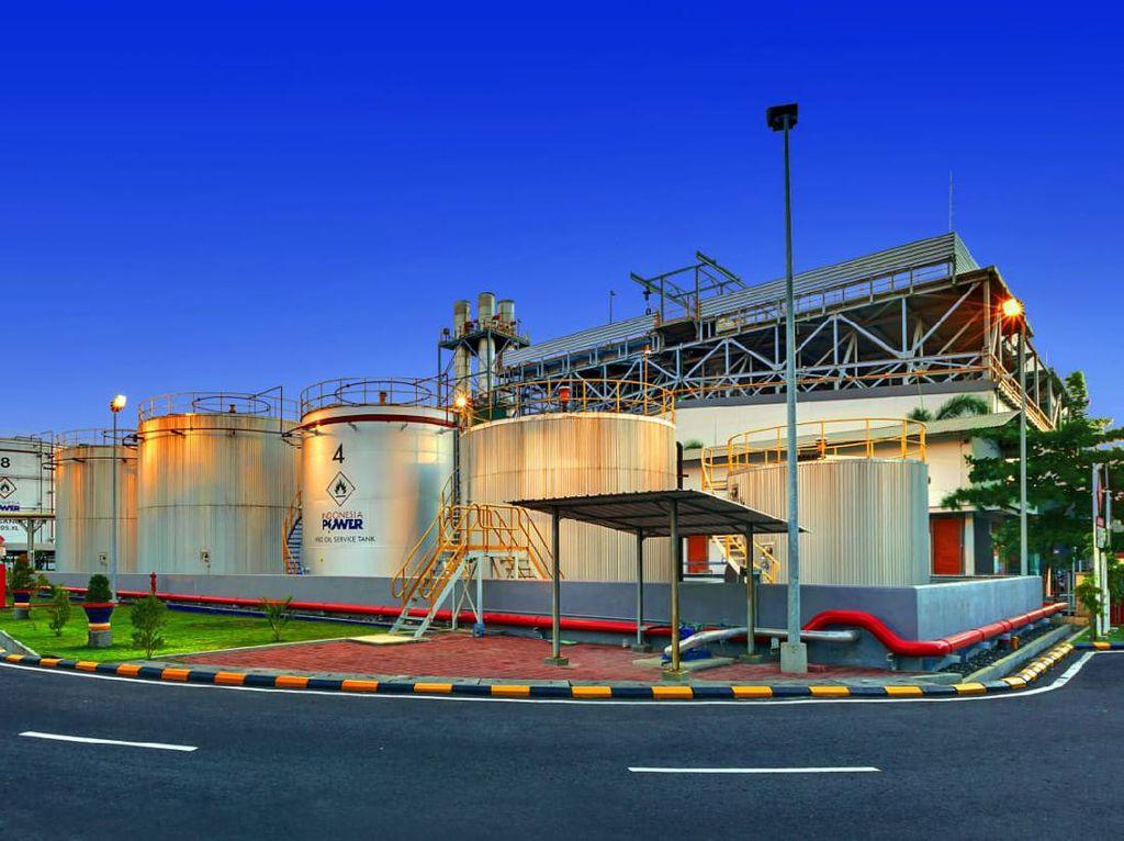 PLN GG & DEB Garap Pengembangan LNG Terminal di Bali