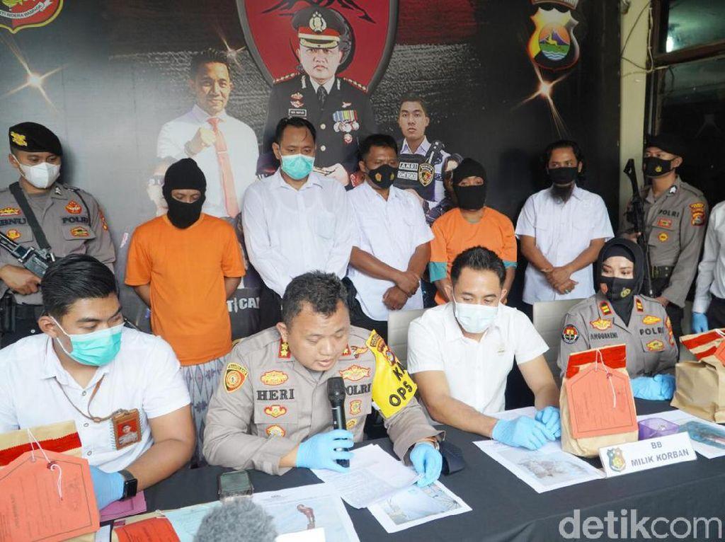 Polisi Ungkap Kasus Pembunuhan Pria di NTB, Motif Masih Didalami