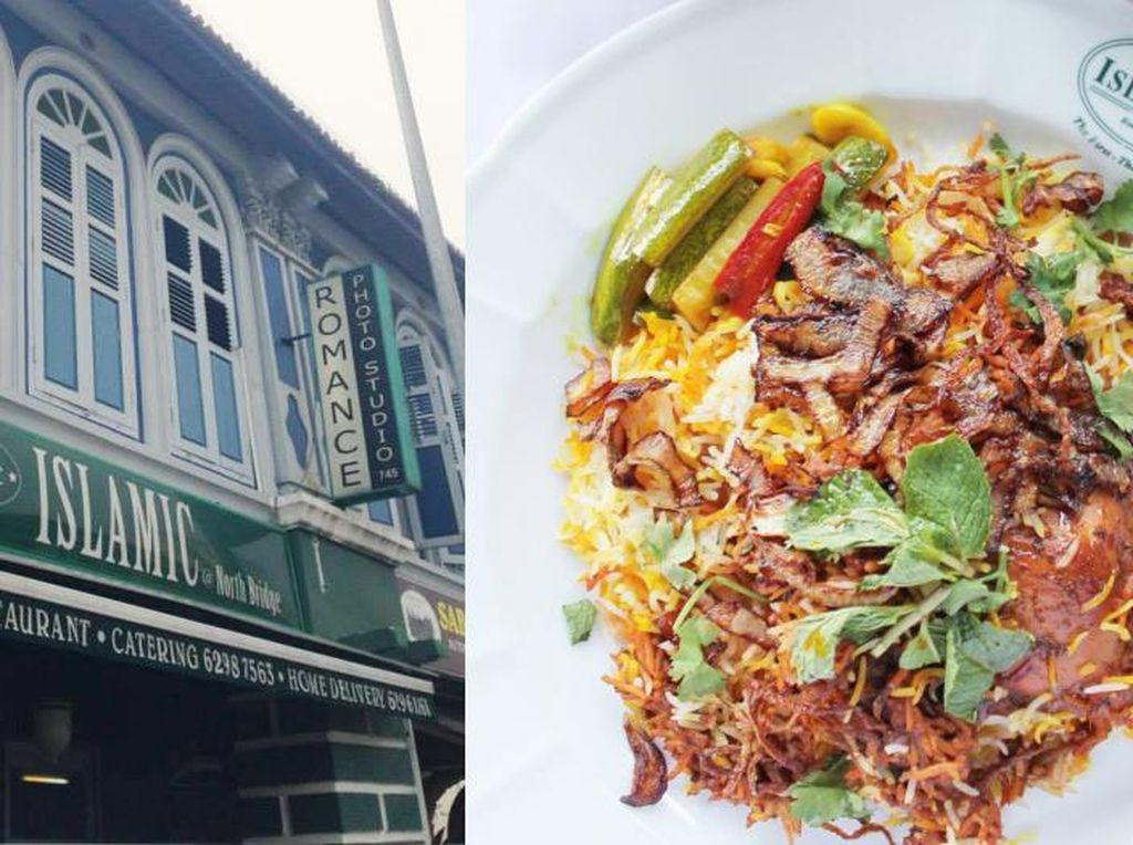 Restoran Legendaris di Singapura Ini Sudah Jual Nasi Biryani Selama 100 Tahun