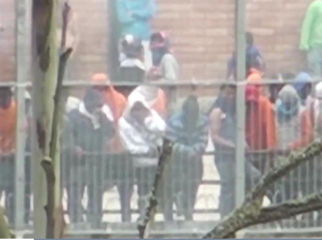Kerusuhan Penjara di Ekuador Dipicu Perebutan Kekuasaan
