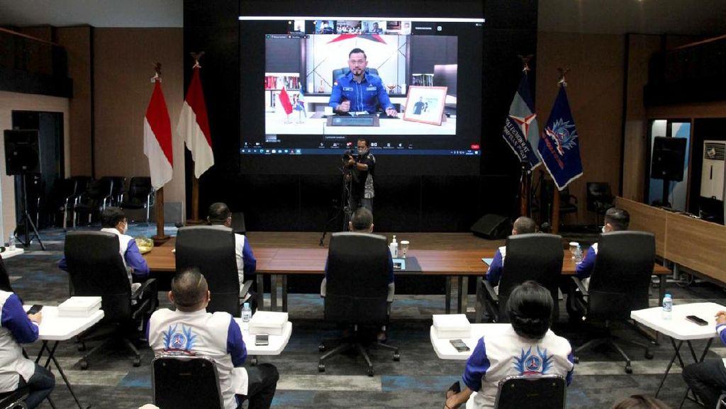 Saat Insan Muda Demokrat Indonesia Bicara Keselamatan Penerbangan