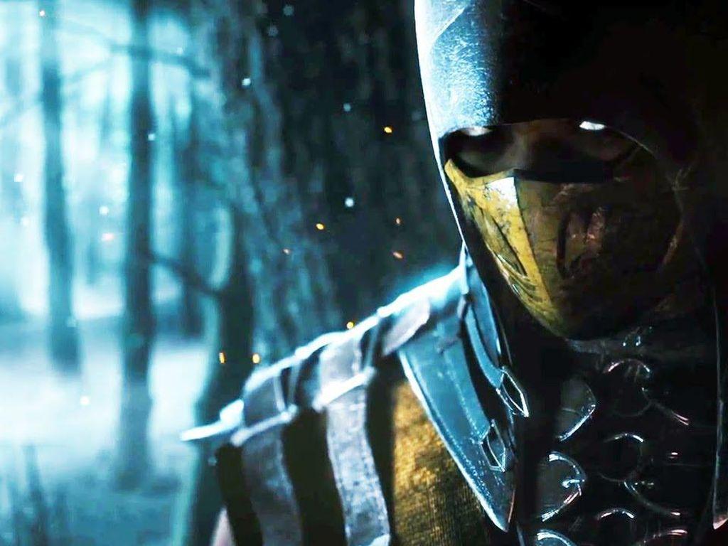 Sosok Sangar Scorpion, Lawan Joe Taslim di Film Mortal Kombat
