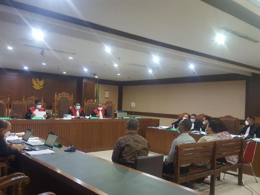 Eks Stafsus Edhy Prabowo Jelaskan Tim Uji Izin Ekspor Benur di KKP