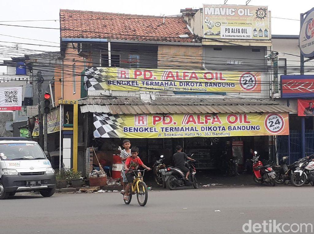 Kisah Bengkel Termahal di Bandung, Anehnya Malah Banjir Pelanggan