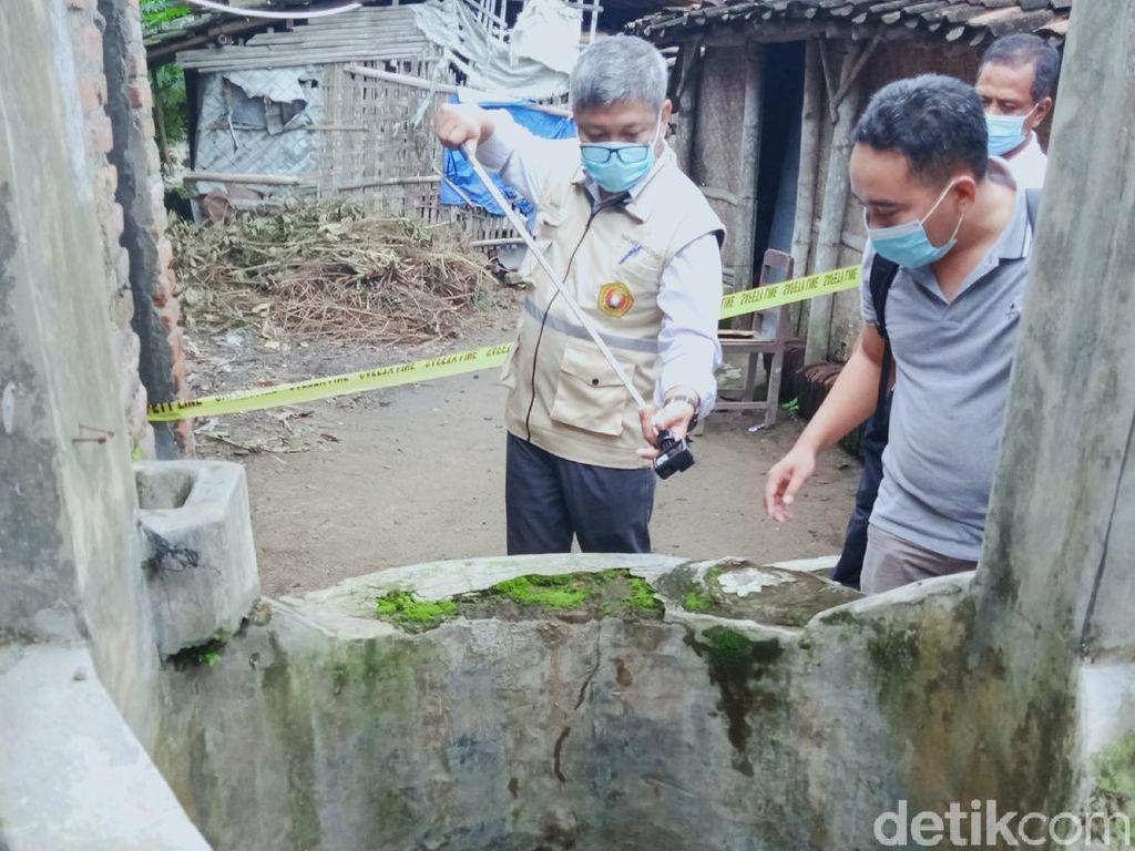 Tim Geolog Teliti Sumur-sumur Ambles di Klaten: Tak Terkait Gempa