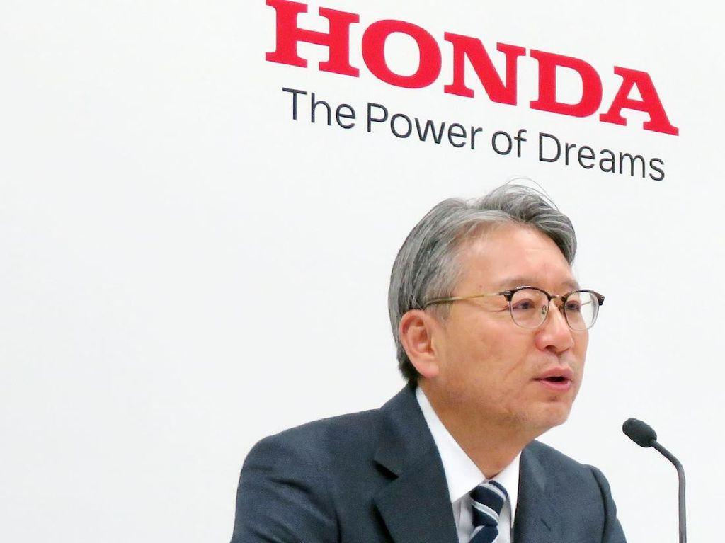 Toshihiro Mibe Jadi Pemimpin Baru Honda