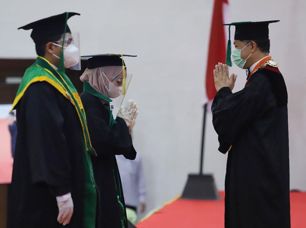 Wisuda 1.549 Mahasiswa, USK Pesan soal Pengangguran-Kemiskinan Aceh Tinggi