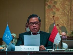 Wamen LHK Bicara Pemulihan Ekonomi Ramah Lingkungan di Sidang UNEA-5
