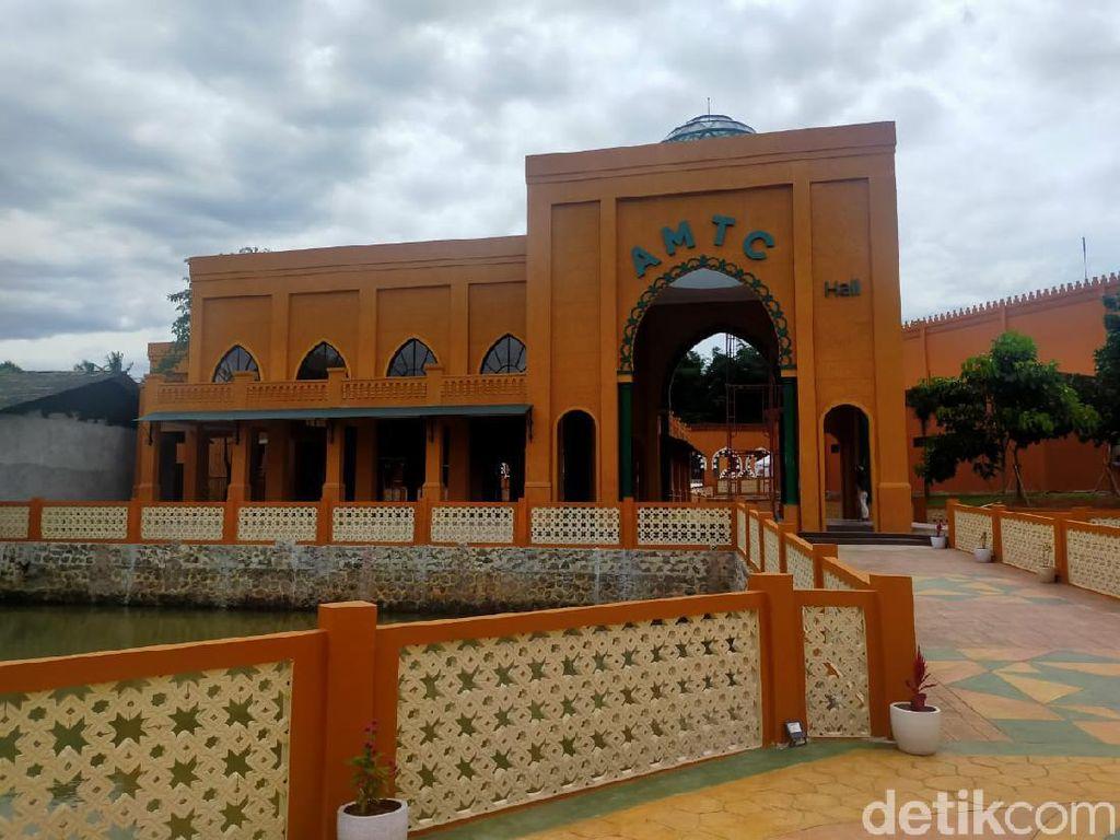 Miliki Lahan Seluas 2,5 Hektare, Wisata Religi Ini Berkonsep Edutainment