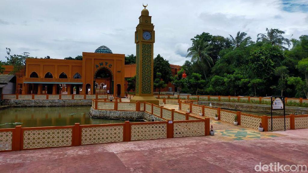 Foto: Wisata Religi untuk Traveler yang Rindu Tanah Suci
