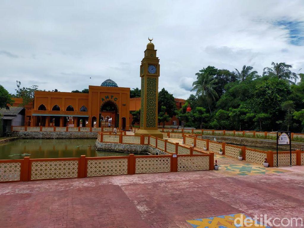 Bukan di Mekkah, Ini Replika Kabah hingga Area Sai di Tangerang Selatan