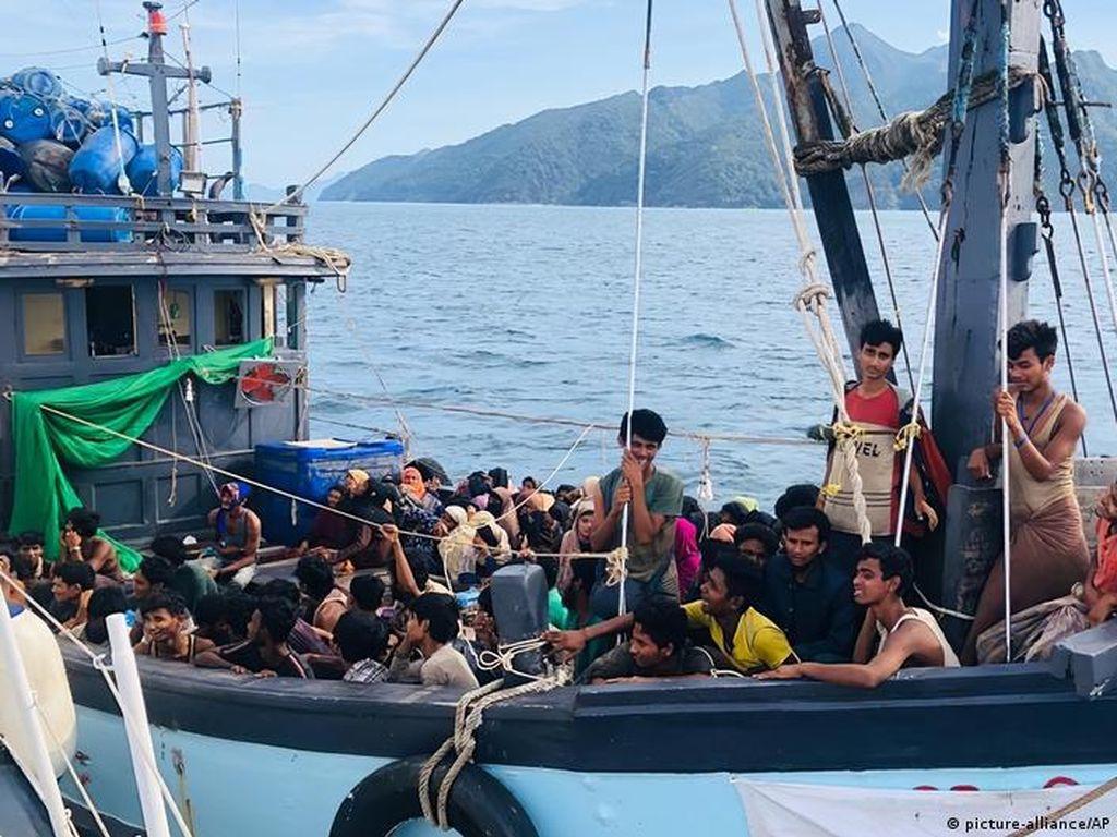 Myanmar Makin Mencekam, Puluhan Warga Coba Kabur ke India