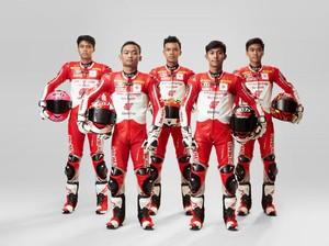 Ini Line-up Astra Honda Racing Team di Musim 2021