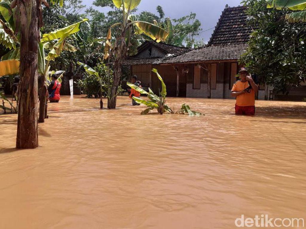 11 Desa di Pati Banjir, 11.061 Jiwa Terdampak