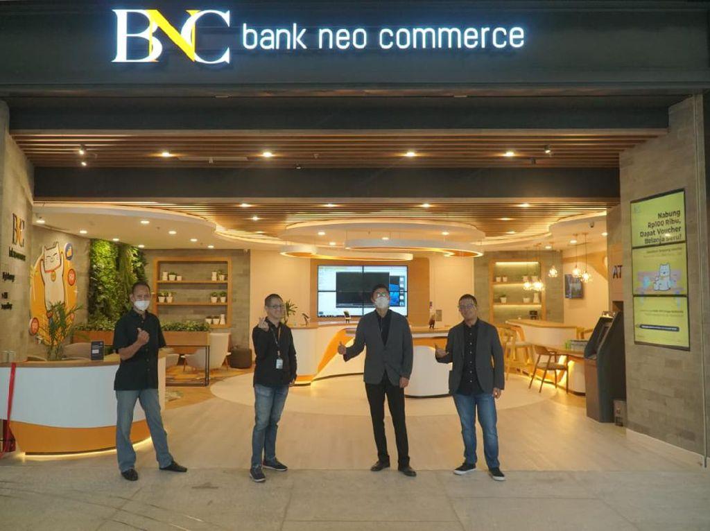 Masyarakat Sambut Transformasi BNC (BBYB), Saham Melejit