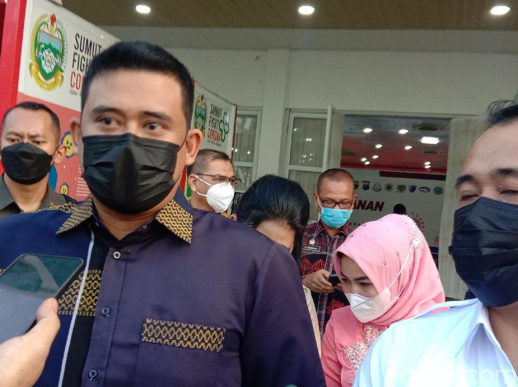 Dilantik Jadi Walkot Medan Besok, Bobby Diingatkan Jokowi Hindari Korupsi