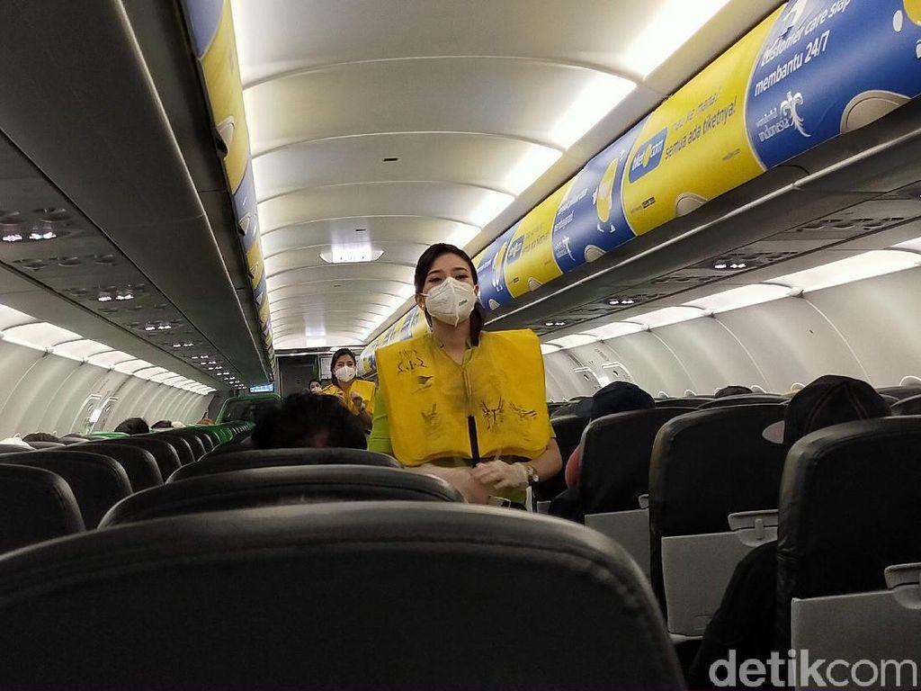 Pengalaman Perdana Terbang Jakarta-Ternate Bersama Citilink
