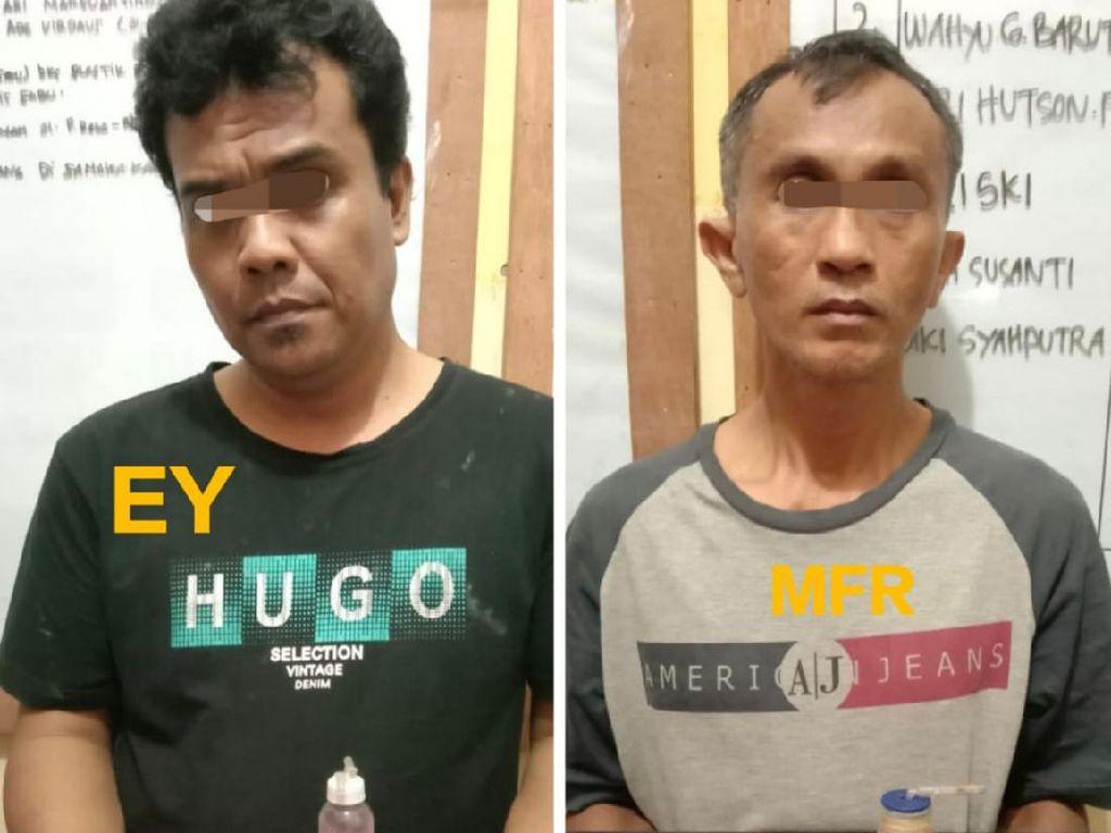 Jual Sabu, PNS di Indragiri Hulu Riau Ditangkap