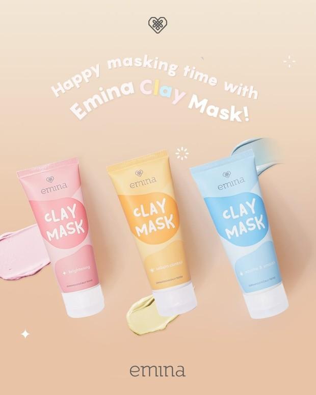 Rekomendasi Clay Mask Affordable