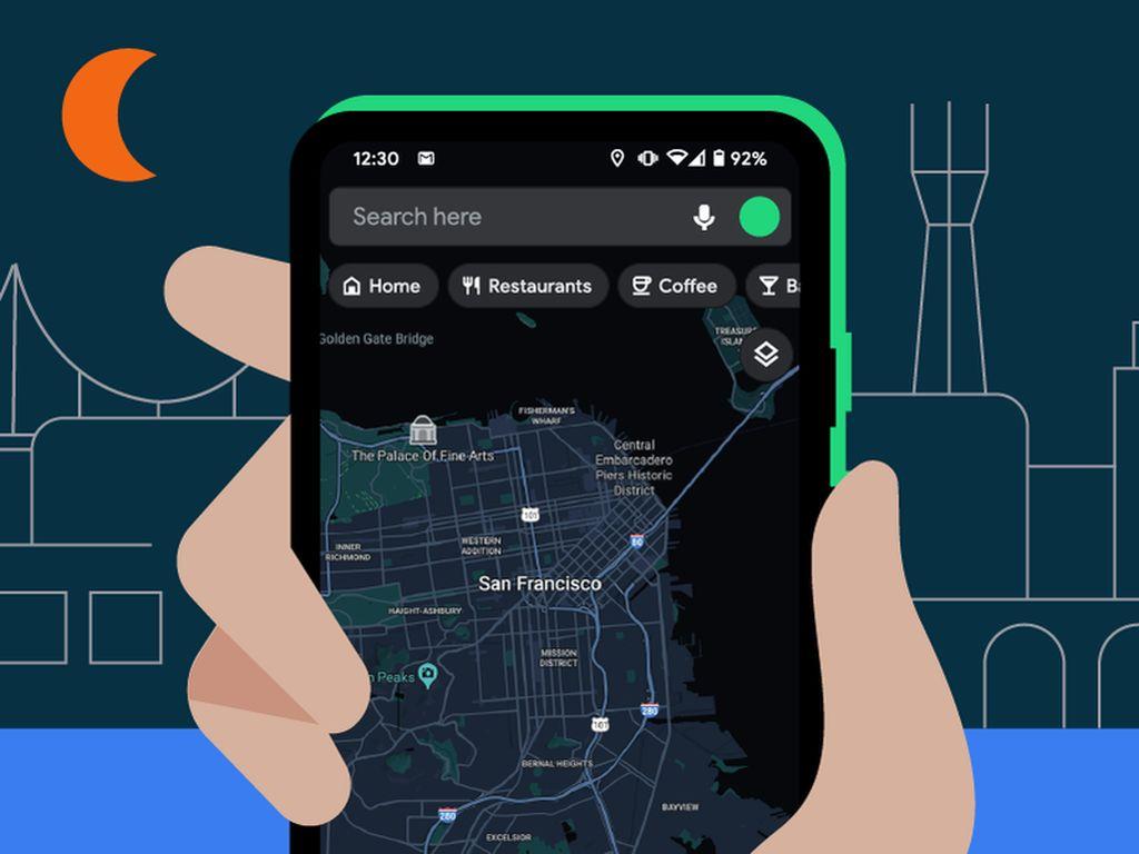 Inovasi Google Maps Agar Tak Sekadar Jadi Aplikasi Peta