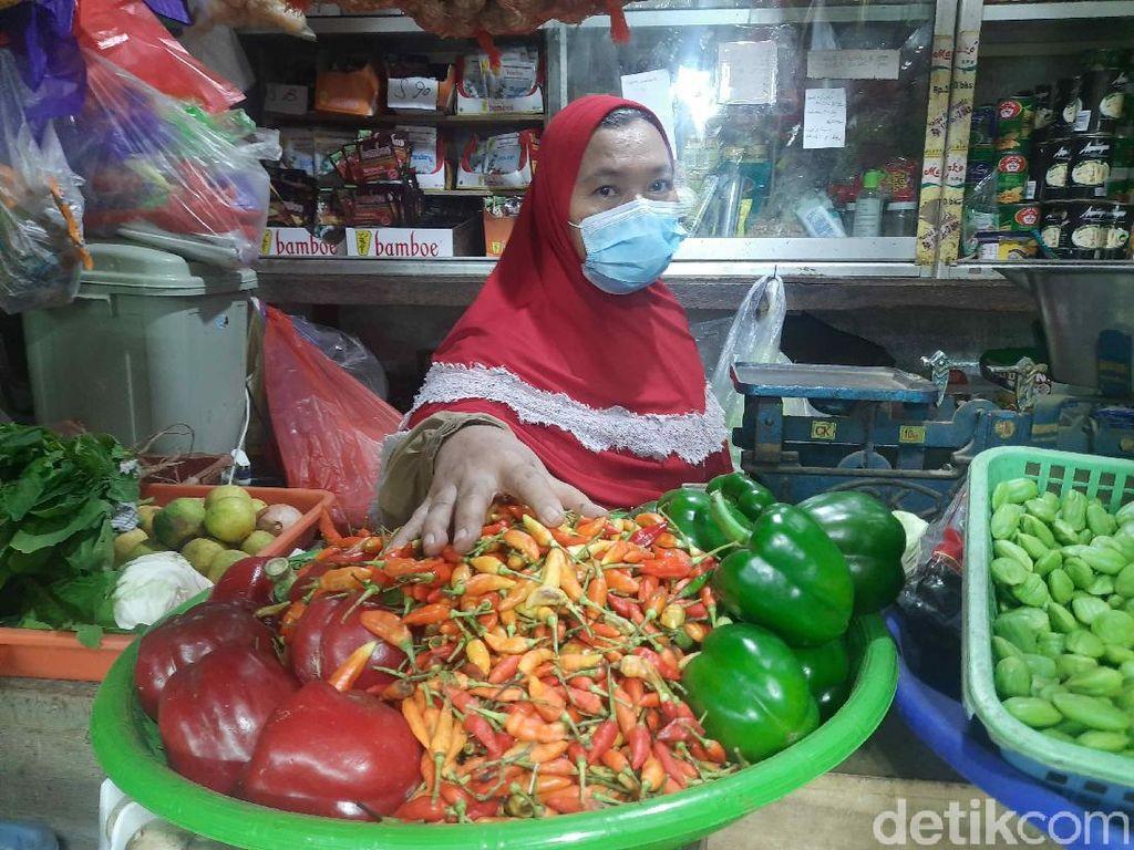 Harga Cabai di Surabaya Masih Pedas, 3 Hari Ini Masih Bertahan Rp 100 Ribu/Kg
