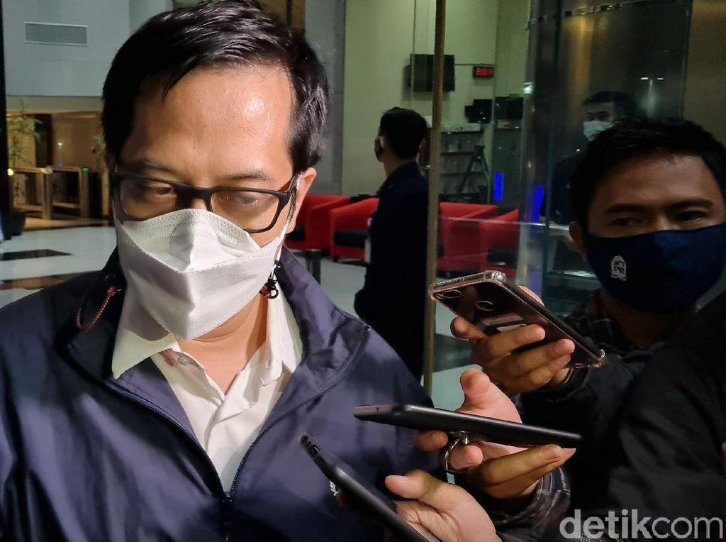 Diperiksa 7 Jam di KPK, Ihsan Yunus Irit Bicara soal Kasus Bansos Corona