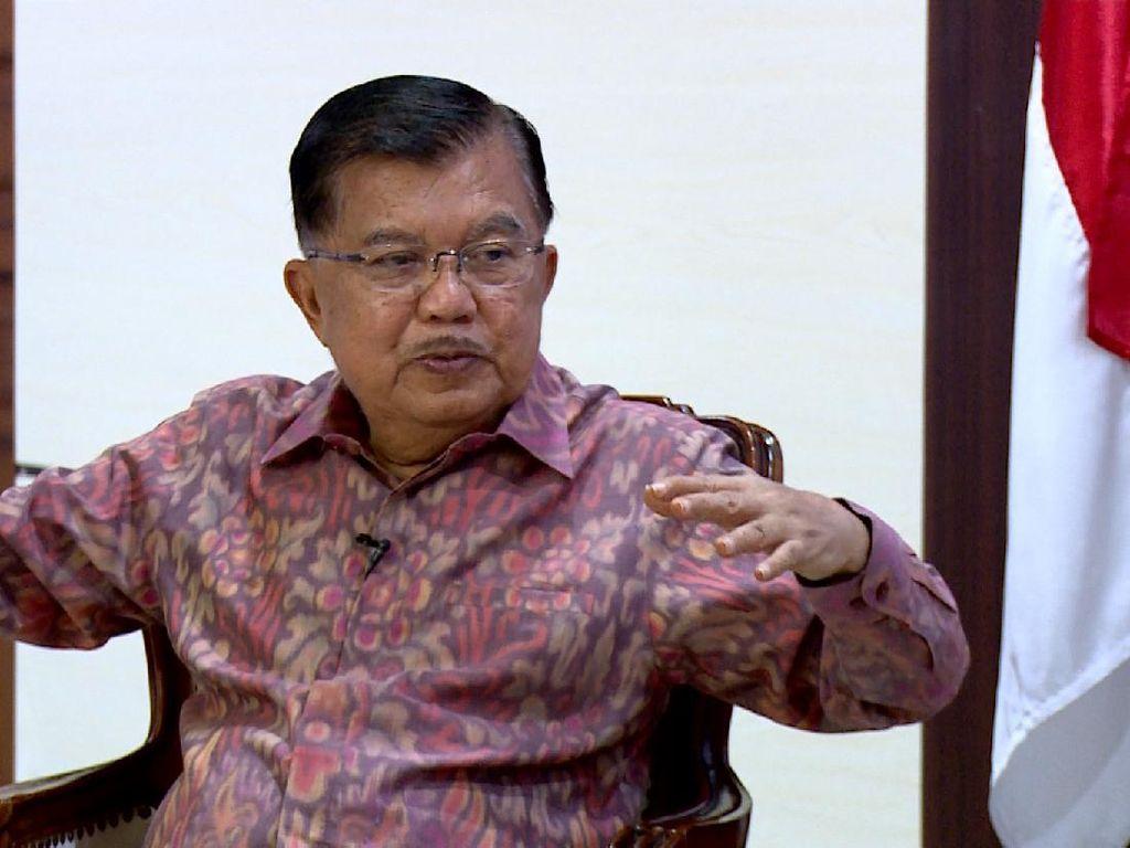 Gubernur Pemberi Izin Mal di Kemang Disindir JK Gegara Banjir